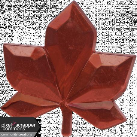 Leaf Jewel  - October 2020 Blog Train