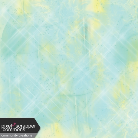 Turquoise Summer Paper #1