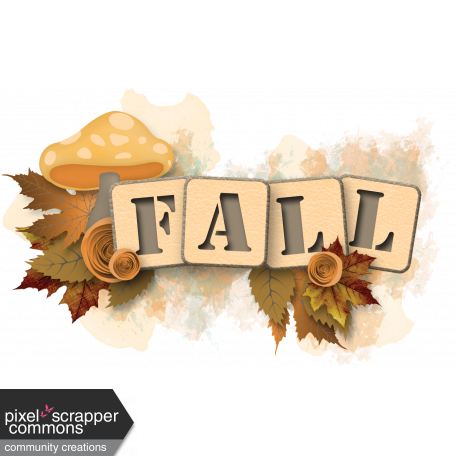 a fall to remember word art 5 graphic by dawn prater pixel
