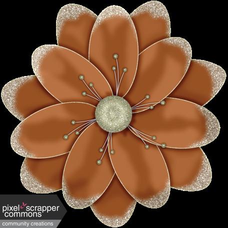 Enjoy Each Moment - Mini Kit Flower #5