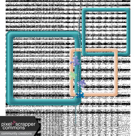 Summer Garden Frame #1 graphic by Dawn Prater | Pixel Scrapper ...