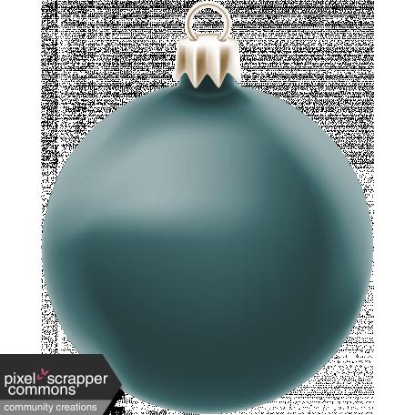 Retro Holly Jolly Ornament #15