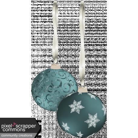 Retro Holly Jolly Ornament #16