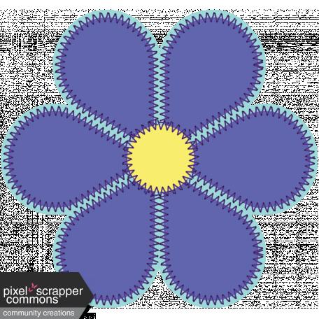 A Bug's World - flower #5