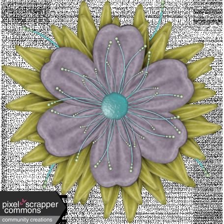 Renaissance Faire - flower 14
