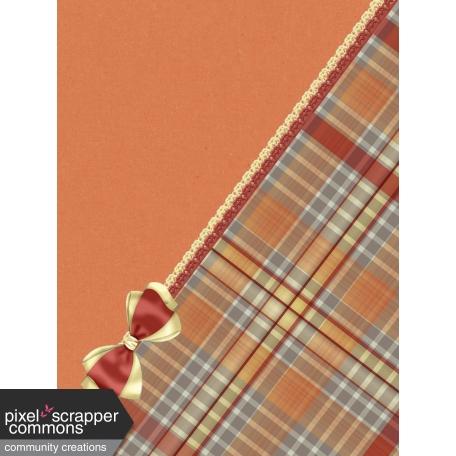 Fall in Love - pocket card 2, 3x4