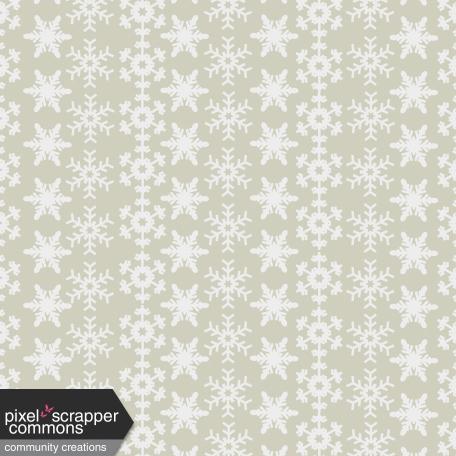 Retro Holly Jolly - pattern paper 6