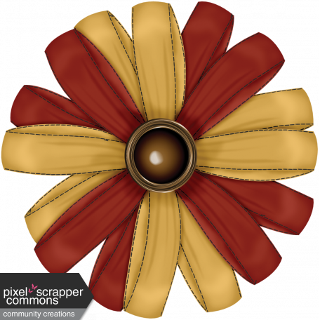 A Little Witchy - flower 5