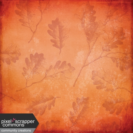 Antiqued Autumn Paper 6