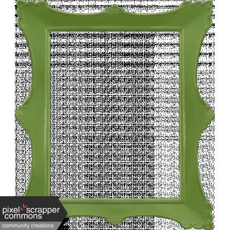 Kitty Love Element - Green Frame