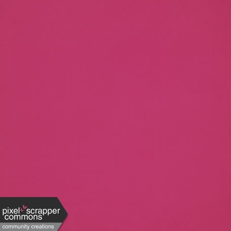 My Life Palette - Solid Fuchsia Paper