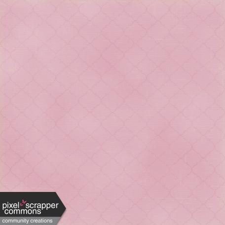 Storytelling Paper Pink Quatrefoil