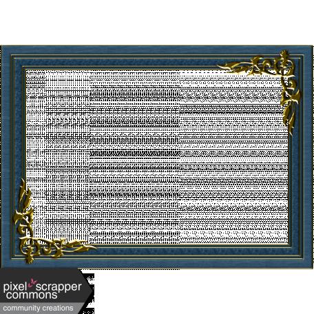 Renaissance Faire Frame #1