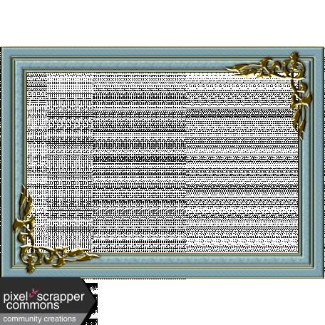 Renaissance Faire Frame #3