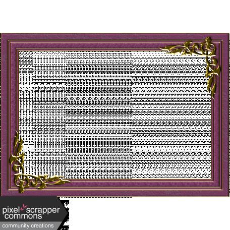 Renaissance Faire Frame #5