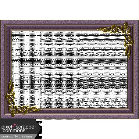 Renaissance Faire Frame #7