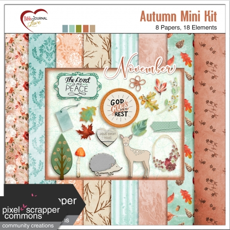 Autumn Mini Kit