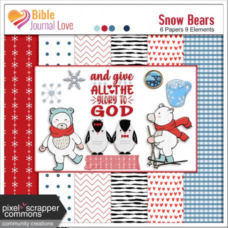 Snowbear Mini Kit