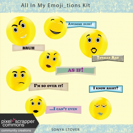 All In My Emoji_tions