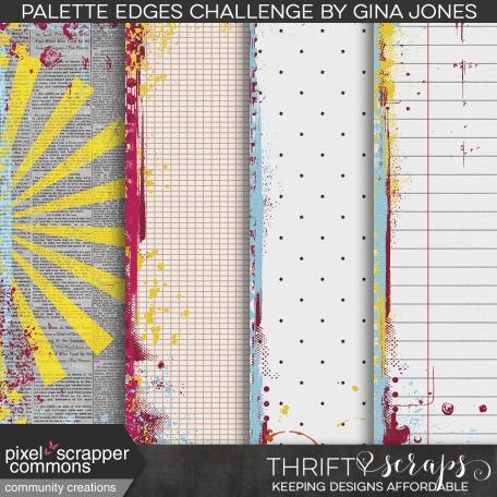 Palette Edges Challenge - Kit