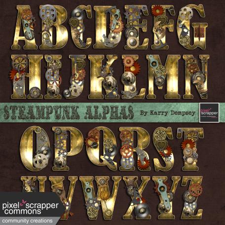 KMRD-Steampunk Alphas