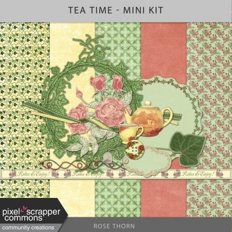 Tea Time - Mini Kit