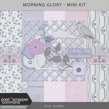 Morning Glory - Mini Kit