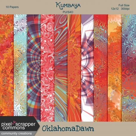Kumbaya - Xtra Paper Kit