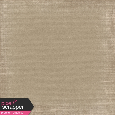 No Tricks, Just Treats - Solid Grunge paper - Brown