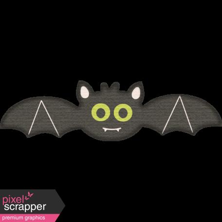 No Tricks, Just Treats - Bat Sticker