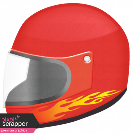 Speed Zone - Racing Helmet