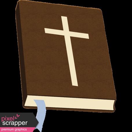 My Baptism - Brown Bible