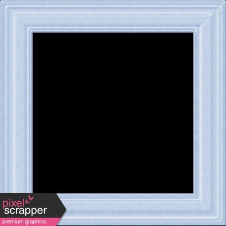 My Baptism - Frame - Light Blue graphic by Sheila Reid | Pixel ...