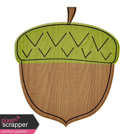 Turkey Time - Green Acorn