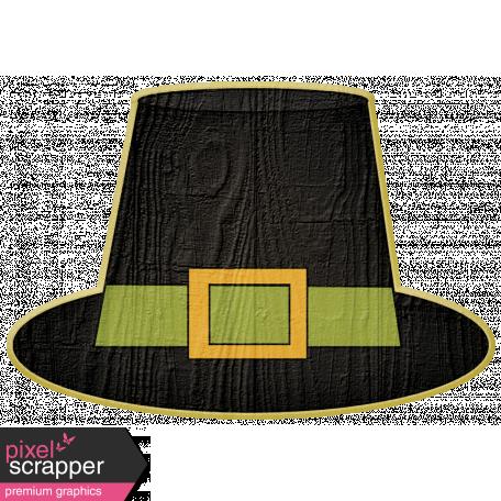 Turkey Time - Pilgrim Hat
