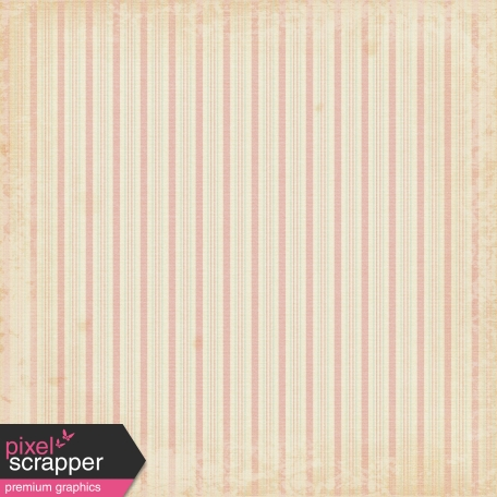 Vintage - November Blogtrain Striped Paper