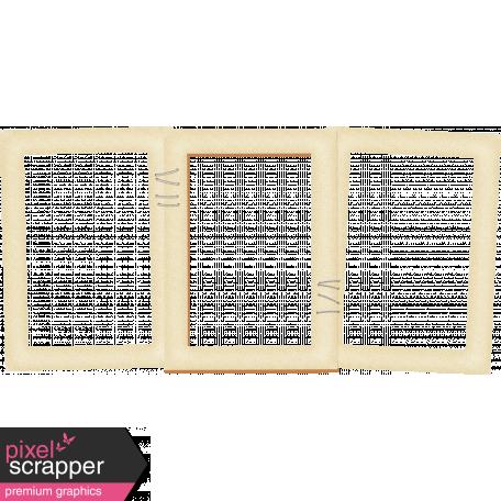 Thankful - Stapled Frames