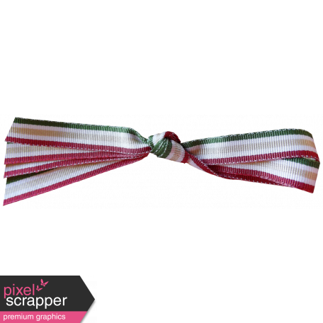 It's Christmas - Knotted Ribbon