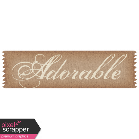 Sweet Valentine - Adorable Label