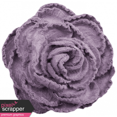 Country Wedding - Lavender Paper Rose