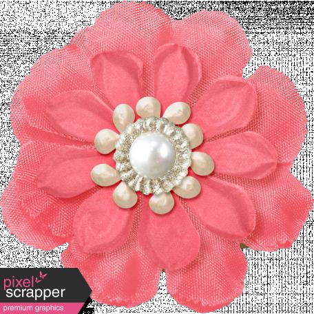Forever Friends Mini Kit - Pink Flower