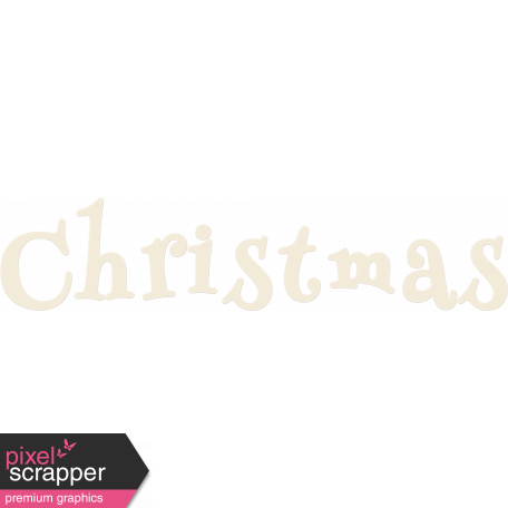 Christmas In July - CB - Christmas Wordart