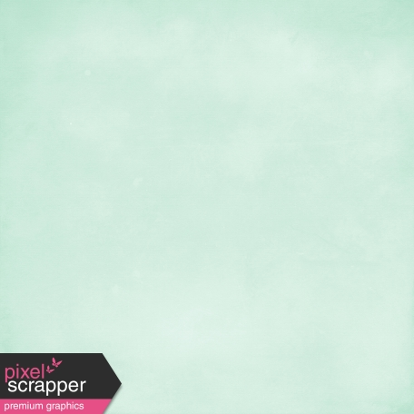 P&G Solid Paper - Mint Green