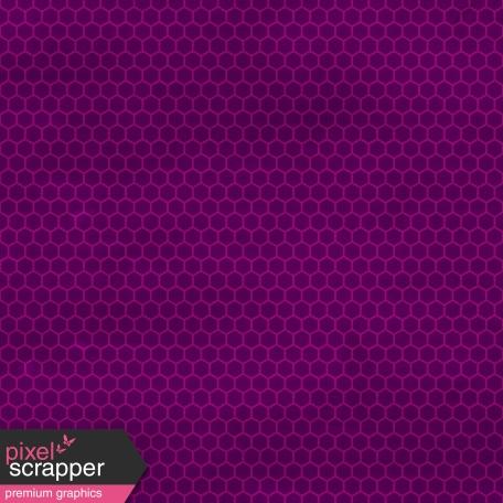 Geometric 13 Paper - Purple 2