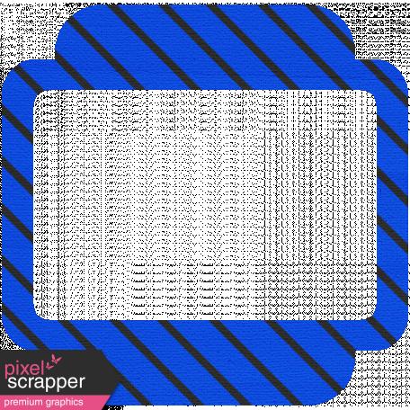 Slide 03 - Blue & Black