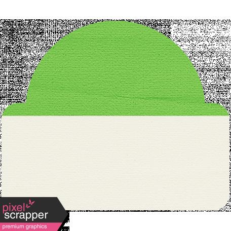 Tab 20 - Light Green & White