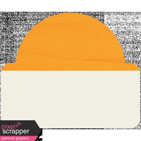 Tab 20 - Orange & White