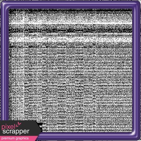 Purple Plastic Frame 5x5