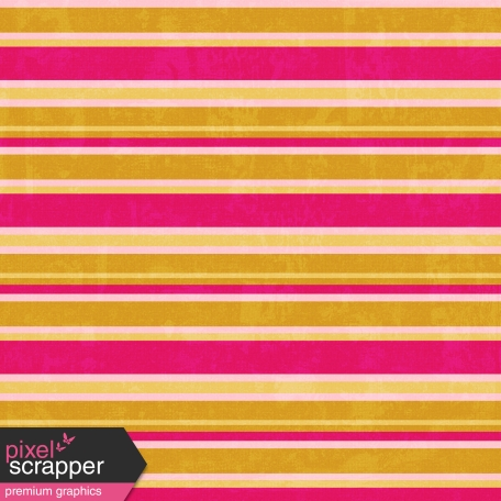 Stripes 69 Paper - Yellow & Pink