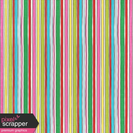 Stripes 33 Paper - Sweet Summer